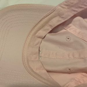 Obey Accessories - Baby Pink OBEY Hat